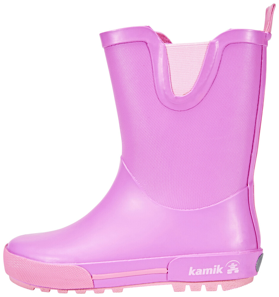 Kamik Rainplay Rubber Boots Kids Magenta US 10,5